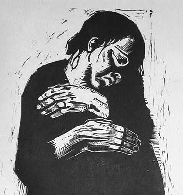 kollwitz_the widow