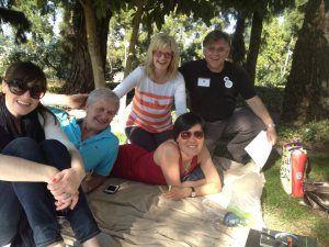 Whidbey Writers, at SGV Lit Fest, 2013