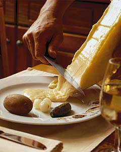 courtesy of http://en.wikipedia.org/wiki/Raclette
