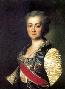 courtesy http://en.wikipedia.org/wiki/Catherine_the_Great