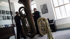 courtesy http://www.nytimes.com/2014/09/27/nyregion/its-a-giant-its-a-novelty-its-a-tuba-named-big-carl.html