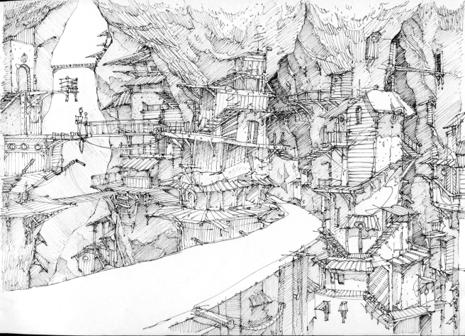 courtesy http://duridani.blogspot.com/2012/12/a-collection-of-imaginary-cityscapes.html