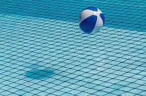 ball beach ball pool swimming pool